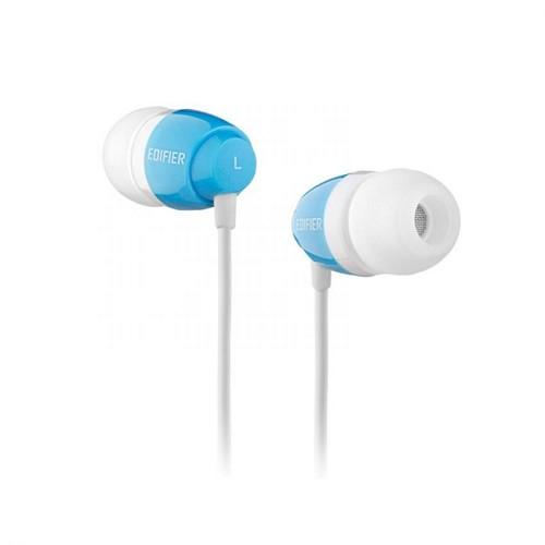 EDIFIER Earphone [H210] - Blue - Earphone Ear Monitor / Iem